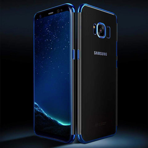 Samsung Galaxy Clear Protective Case