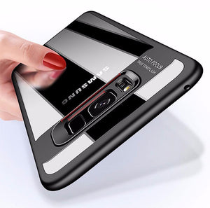 Samsung Galaxy Clear View Protective Case