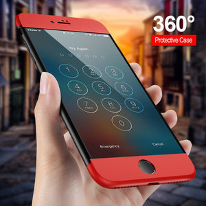 Ultra Slim 360 Protection iPhone Case