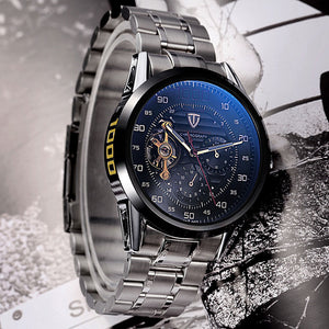 Tevise Automatic Mechanical Male Watch