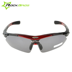 NEW 2017 Polarized Sports Men Sunglasses with 5 Different Lenses