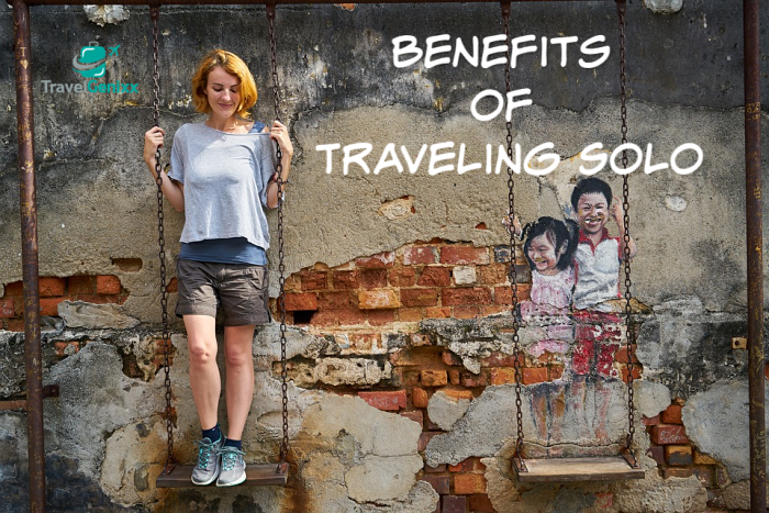 Benefits of Traveling Solo