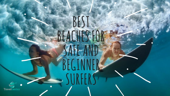 Best Beaches for Safe and Beginner Surfers