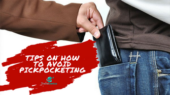 Tips on How to Avoid Pickpocketing