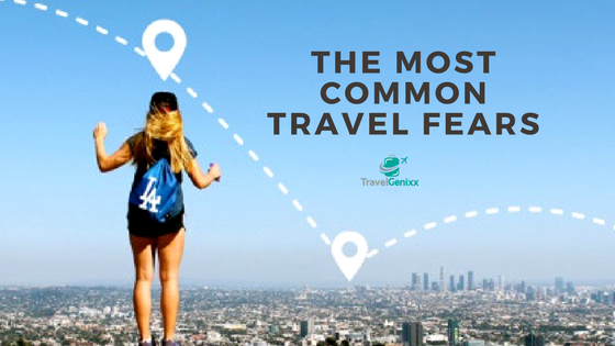 The Most Common Travel Fears
