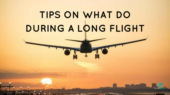 Tips on What Do During a Long Flight