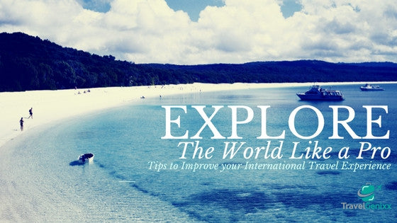 Explore the World Like a Pro