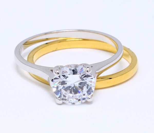 cubic-zirconia-wedding-ring-set-two-piece-contrast-band-14k-yellow-white-gold-plated-size-10