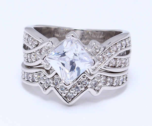 princess-cubic-zirconia-bridal-wedding-ring-set-platinum-plated-interlocking-matching-band