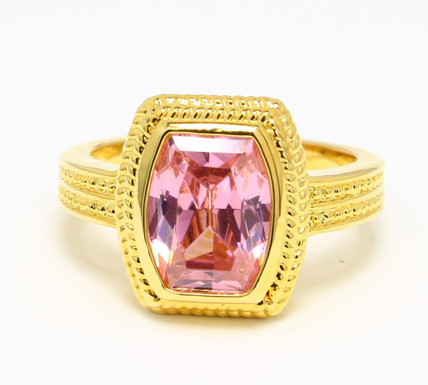 pink-cubic-zirconia-ring-solitaire-14k-yellow-gold-plated-emerald-cut