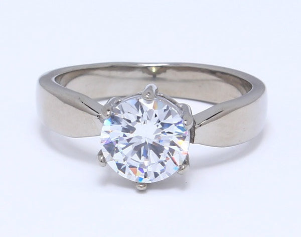 classic-cubic-zirconia-round-solitaire-engagement-ring-in-stainless-steel