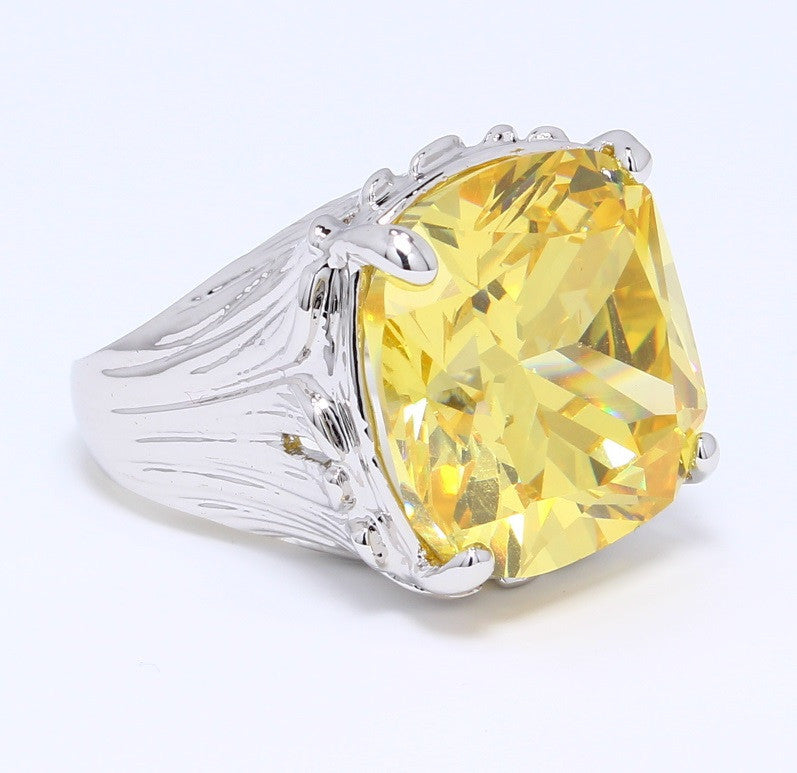 citrine-cubic-zirconia-ring-cushion-cut-solitaire-platinum-plated