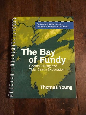 The Bay of Fundy - Coastal Hiking and Tidal Beach Exploration (2017)