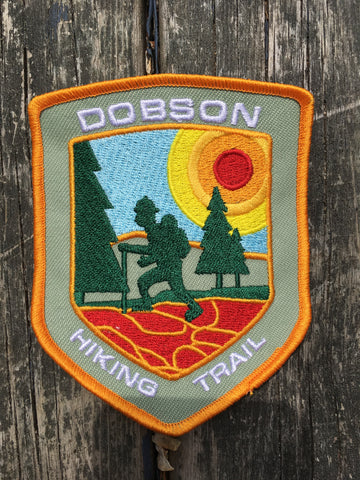 Dobson Trail Badge