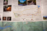 Sentier Nepisiquit Mi'gmaq Trail Map (First Edition)