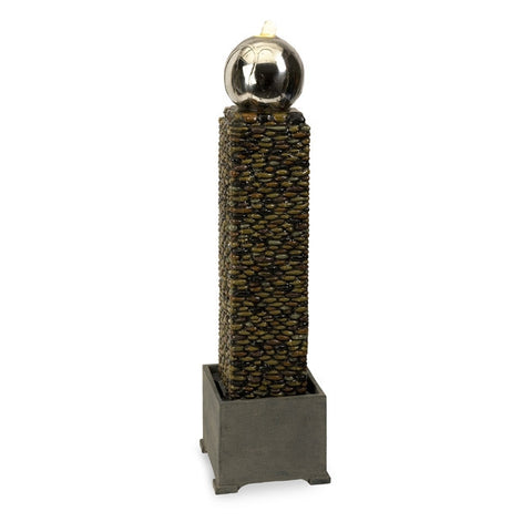 CKI Cyprian Large Fountain with Stainless Steel Ball