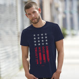 In God We Trust Navy T-Shirt