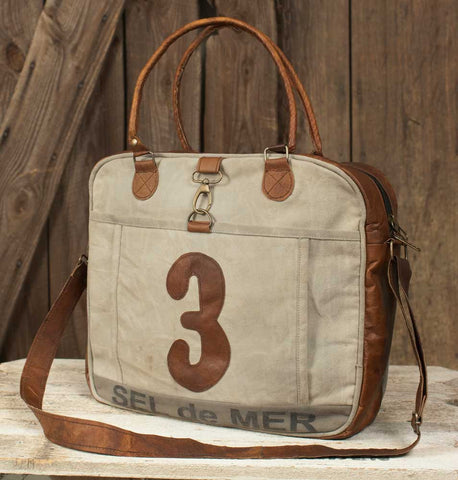 """Sel De Mer"" Shoulder Bag"