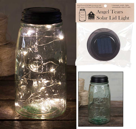 Angel Tears Solar Lid-Light® - Set of 4