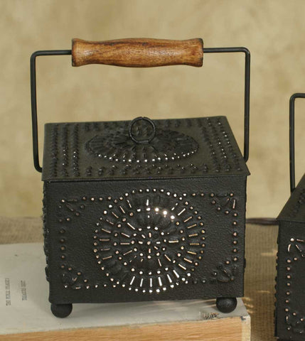 CTW Square Wax Warmer - Pinwheel