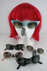 Pearl Cat Eye Sunglasses - Florida