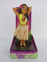 Dashboard Doll Hula Girl Small