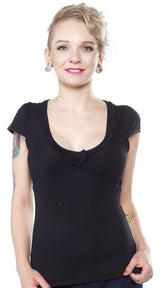 Sourpuss Top Dottie  S - 3XL