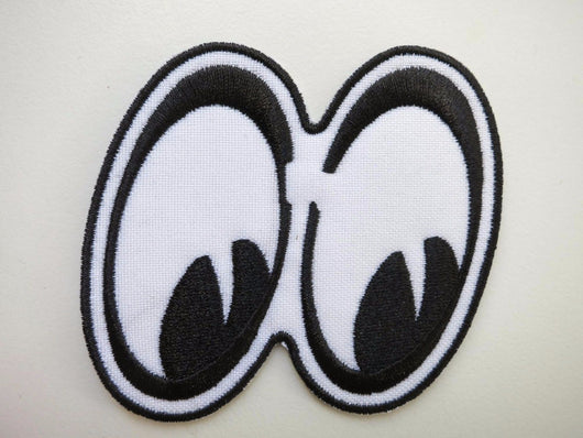 Mooneyes Iron On Patch