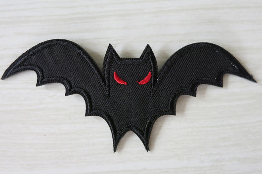 Bat Patch Iron On