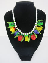Fruit Salad Necklace