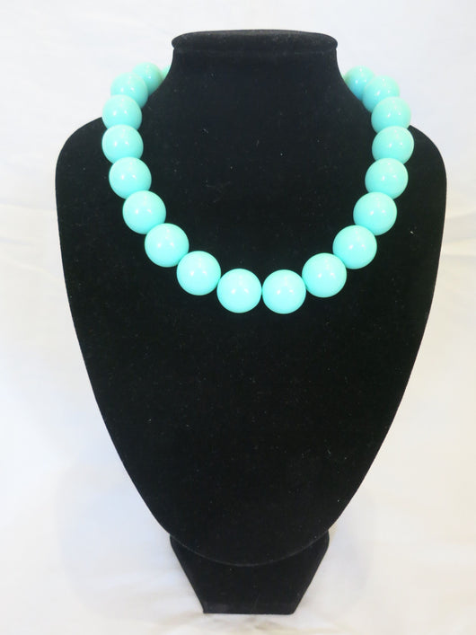 Counter Culture - Chunky Mint Necklace