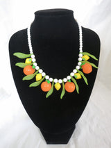 Counter Culture Republic - Be My Clementine Necklace