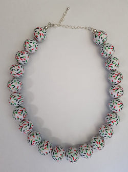 Counter Culture Republic - Christmas Sprinkle Necklace
