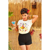 Miss Ladybug Happy Hour T-Shirt  S - 2XL