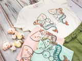 Mischief Made - The Mermaids Tee in Cream