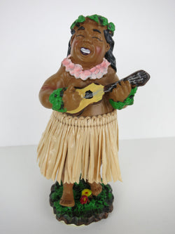 Hula Dashboard Doll Man - Mini