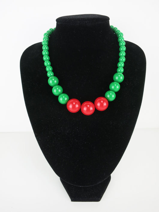 Gumball Necklace - Grande Festive II