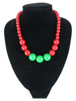 Gumball Necklace - Grande Festive
