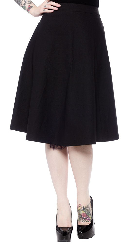 Sourpuss Donna Skirt - S to 3XL