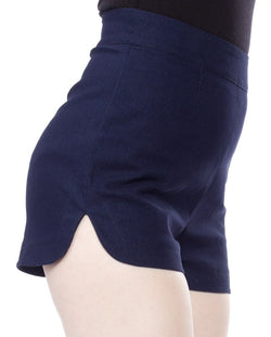 Sourpuss Sweetie Pie Shorts Navy