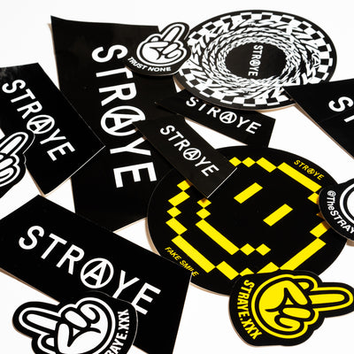 Assorted Sticker 10-Pack