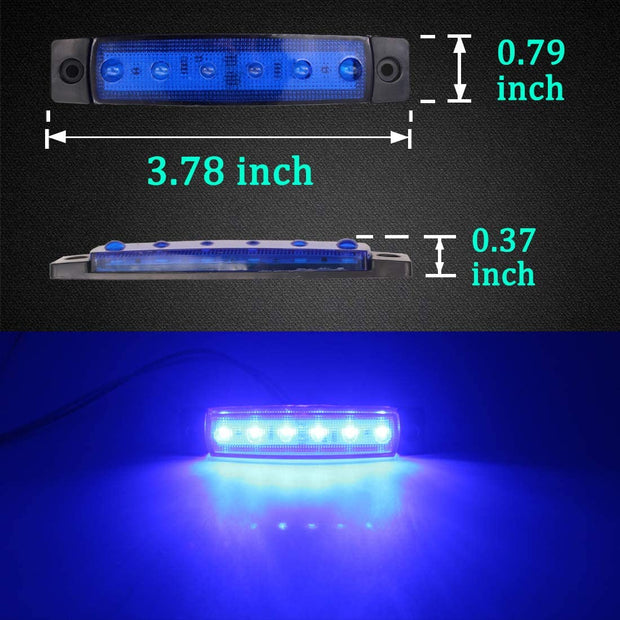 SlimLite™ Rock Lights ⚡️           (Fender+Grill Lighting) - Trucks led lighting lifted trucks ford chevy dodge led glow lighting
