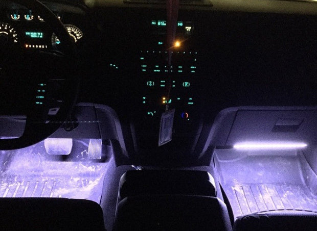 HyperStrip LED Interior Kit - Trucks led lighting lifted trucks ford chevy dodge led glow lighting