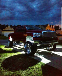 Ultra Bright Rock Lights - Trucks led lighting lifted trucks ford chevy dodge led glow lighting