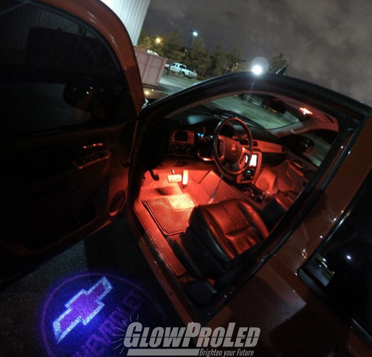 HyperStrip LED Interior Kit (choose color) - Trucks led lighting lifted trucks ford chevy dodge led glow lighting