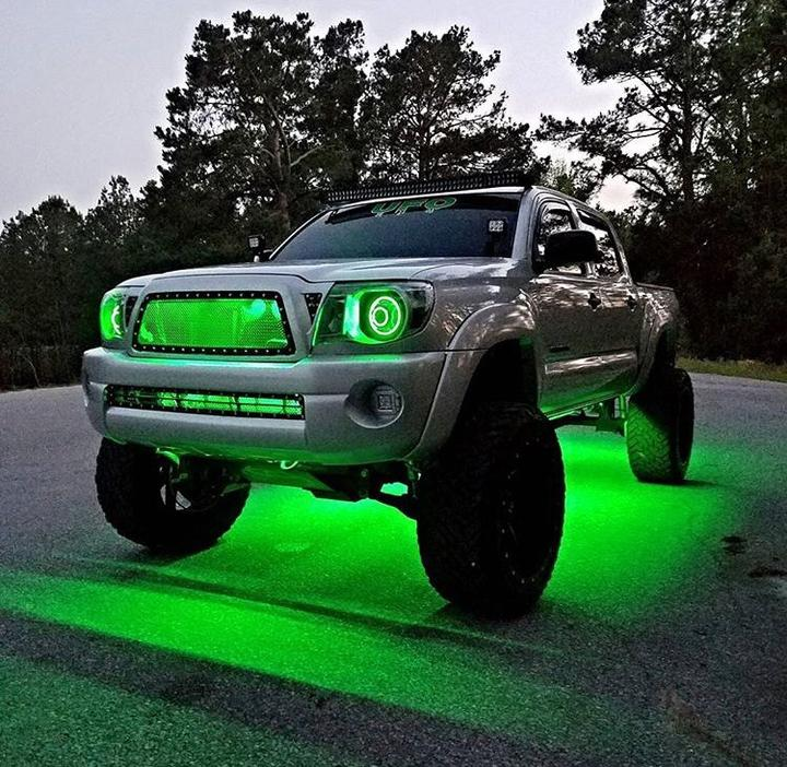 HyperStrip LED UnderGlow (choose color) - Trucks led lighting lifted trucks ford chevy dodge led glow lighting