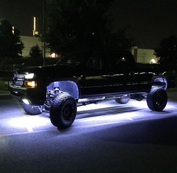 SPACESHIP KIT (Brightest Kit We Offer) - Trucks led lighting lifted trucks ford chevy dodge led glow lighting
