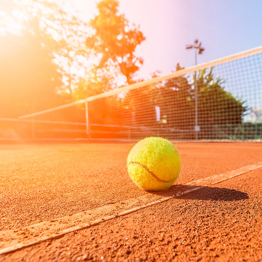 Natural Gut Wholesale Clay Court Tennis