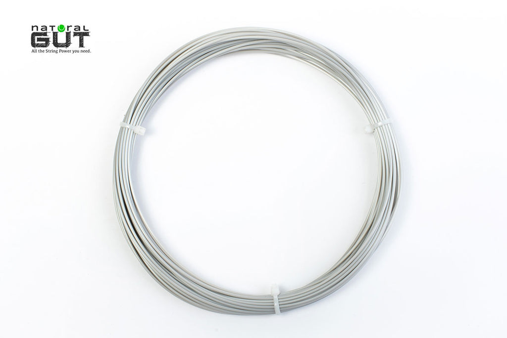 Sale! Grey Poly String 18G 60% Off!