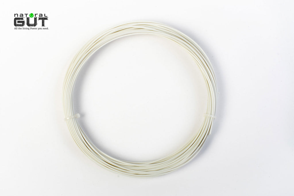 Sale! White Poly String 18G 60% Off!